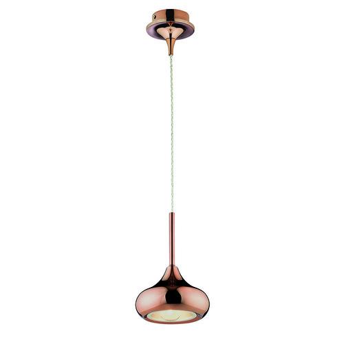 Moderní závěsná lampa Zelda E14