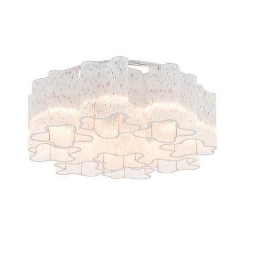 Klasické 9bodové stropní svítidlo Antonio E27