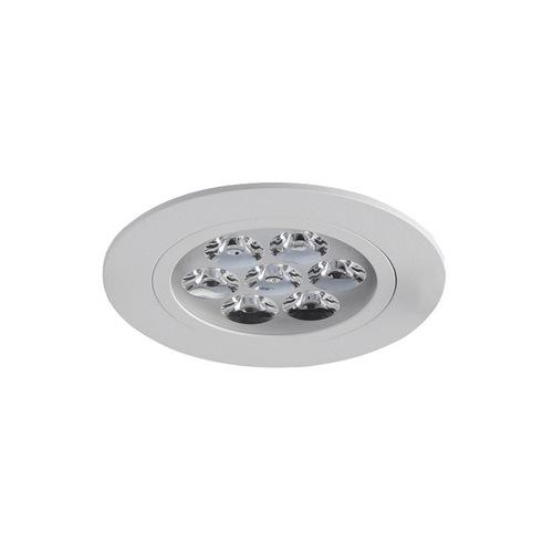 Zapuštěný strop LED s bílým roztečí