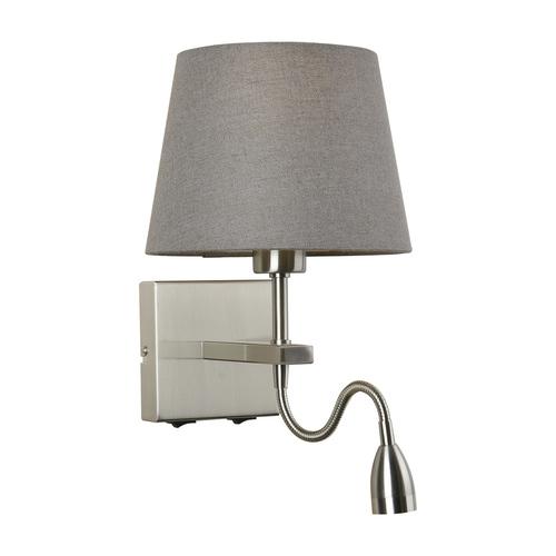 Moderní noční lampičky Norte E27 2bodové