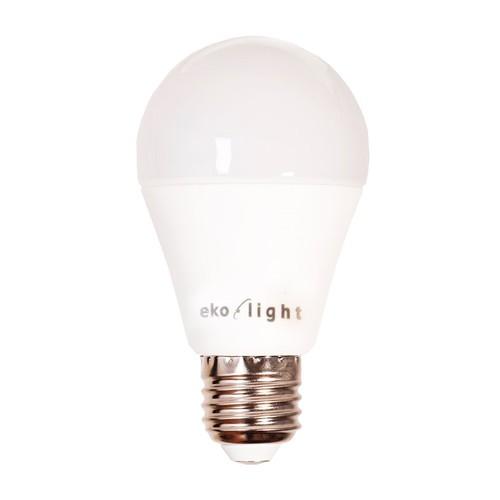 LED žárovka 12 W E27 A60. Barva: Neutrální
