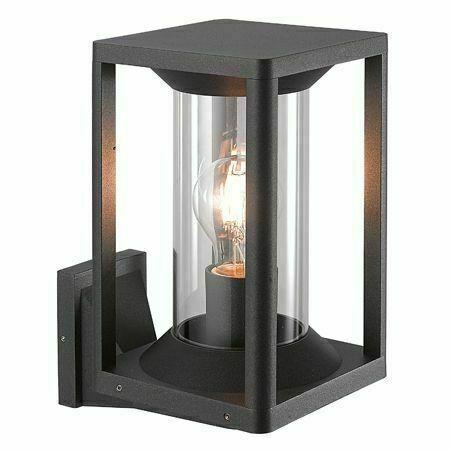 Venkovní nástěnná lampa Porto M1931