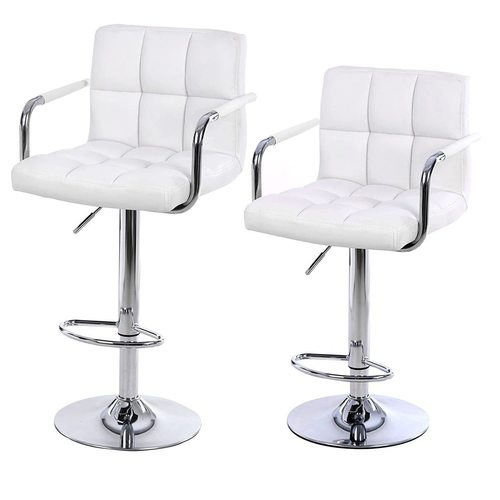 Sada 2 barových židlí LJB93W
