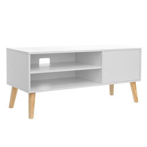 Elegantní bílá televizní skříňka LTV09WT