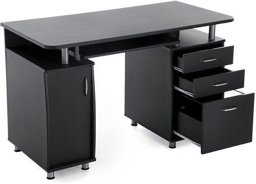Počítačový stůl se sklopnou horní částí LCD871B