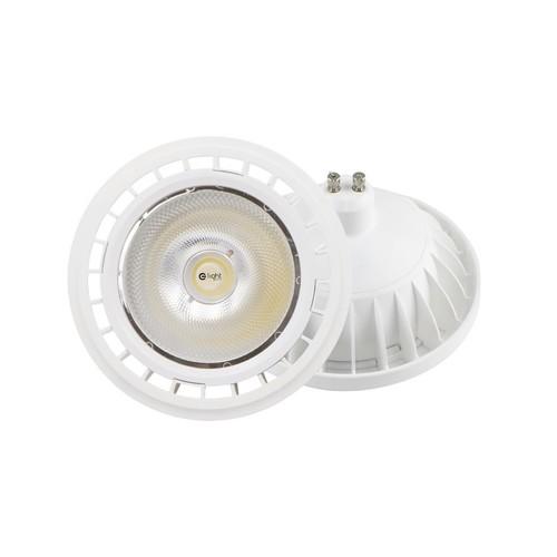 Žárovka Ar111 6 W Gu10 3000 K / bílá