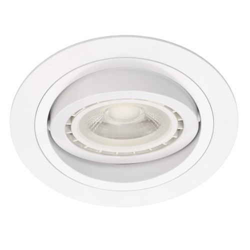 Bílý Alcazar 140.WW Downlight