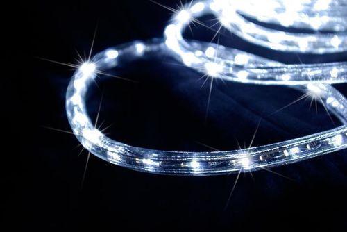5M studená bílá LED hadice