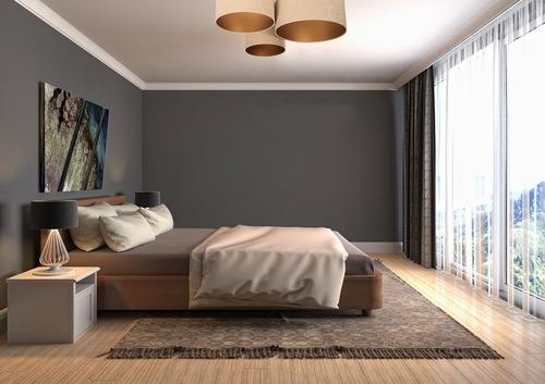 Moderní stropní svítidlo do obývacího pokoje - Elements 60W E27 béžová / zlatá velurová látka