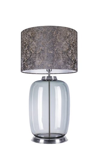 Stolní lampa se stínidlem - Laut Table Famlight SPIRIT GREY E27 60W dekorace