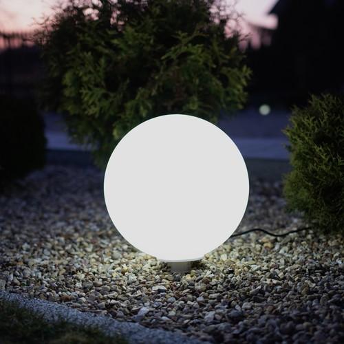 Zahradní míč Fi40 9 W Rgb