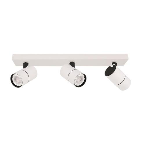 Moderní Laconi GU10 White Reflector 3-point