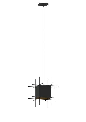 Závěsná lampa HALSOY 1 TH.002