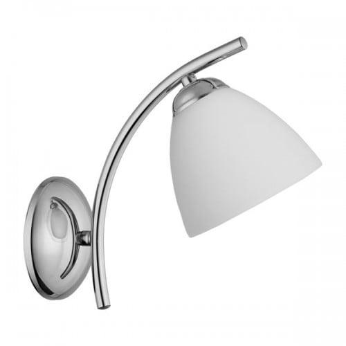 Nástěnná lampa 1-pł. SILVER SIMPLICITE Chrome
