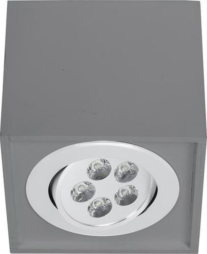 Svítidlo BOX LED GREY 5W