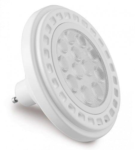 ŻARÓWKA LED ES111 12W 12XPOWER LED BIAŁA GU10 GTV-LD-ES11115-30