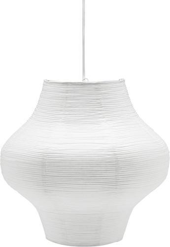 Závěsná lampa Sani závěsné stínidlo bílá 44,5 cm - PR Home
