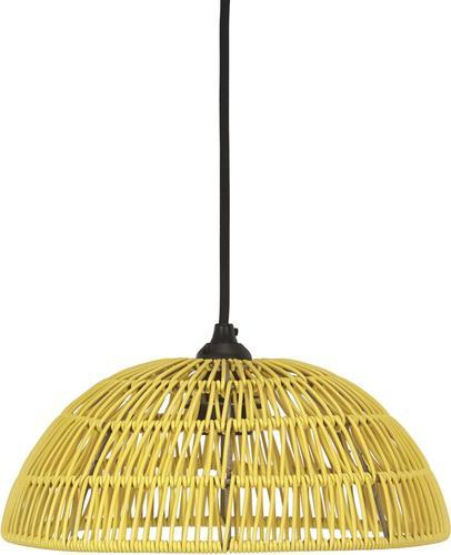 Venkovní přívěsek pro odstín Hue Shade žlutý 20cm - PR Home