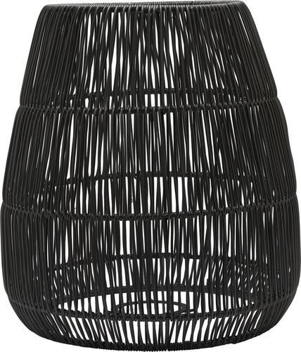 Venkovní stínítko stínítka Saigon stínítko černé 38cm - PR Home