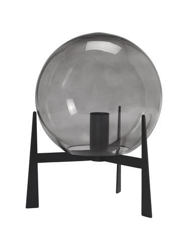 Stolní lampa Milla Stolní lampa černá / černá 28cm - PR Home