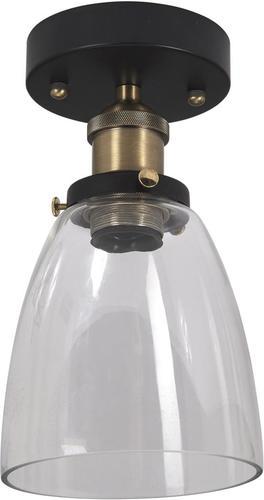 KInkiet do koupelny Kappa stropní svítidlo BL / jasná mosaz 14cm - PR Home