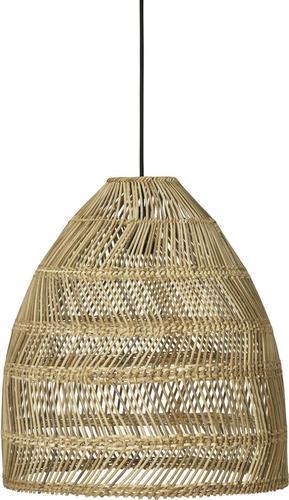 Závěsná lampa Maja Závěsná lampa proutěná 53cm Natural - PR Home
