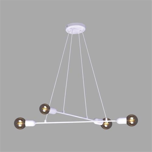 Závěsná lampa K-4390 ze série SITYA WHITE