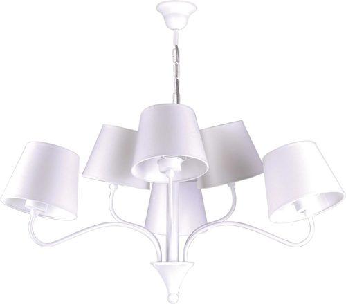 Závěsná lampa K-4020 ze série SIENA WHITE