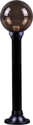 Nízká venkovní stojací lampa K-ML-OGROD 200 0,6 KL. SMOKE ze série ASTRID