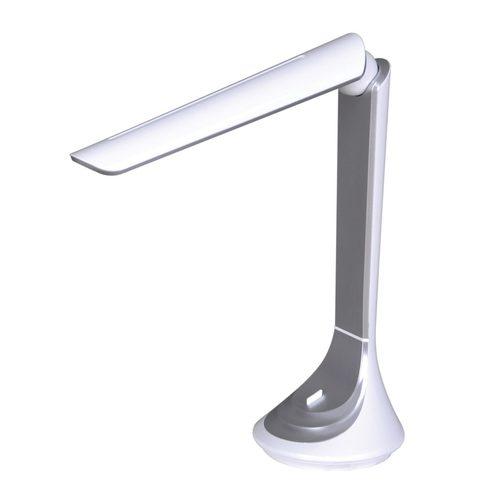 Stolní lampa K-MT-205 stříbrná ze série ASTON