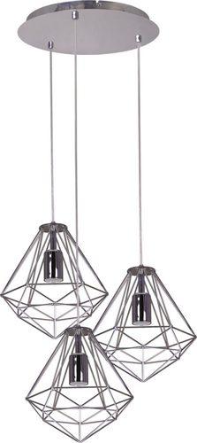 Závěsná lampa K-4803 ze série SILVER