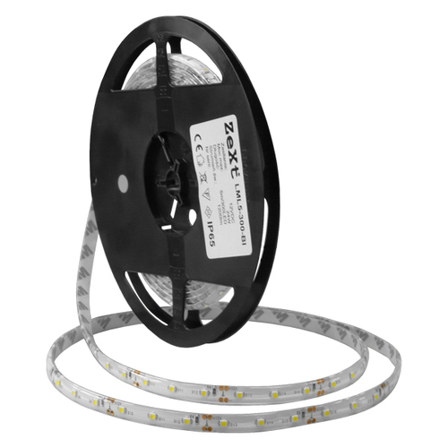 LED pásek Lineární modul 300LED 5M IP64 3528 6400K