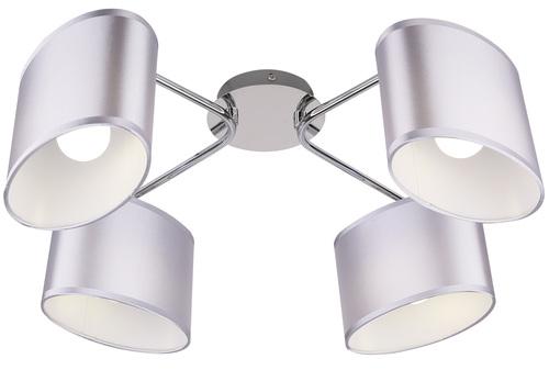 Zákaz stropní lampy 4X40W E14 chrom