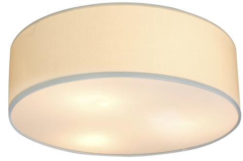 Kjótská stropní lampa 50 3X40W E27 krém
