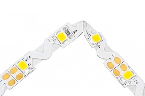 LED pásek Lineární modul 300LED ZigZag 5m IP20 6400K