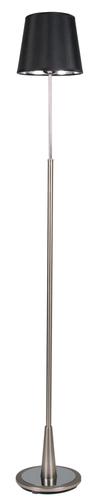 Milonga stojací lampa 1X60W E27 satén