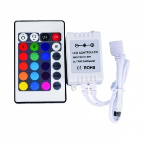 Ovladač lineárního modulu IP20 RGB LED