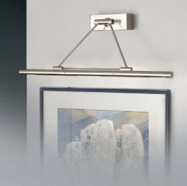 Nástěnná lampa Obrazová vazba Egoluce Ikon Maxi