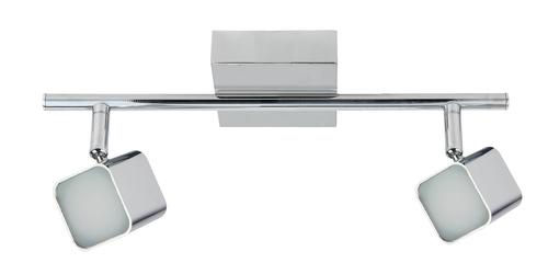 Stropní lampa Forma 2X4W Led Chrome Strip