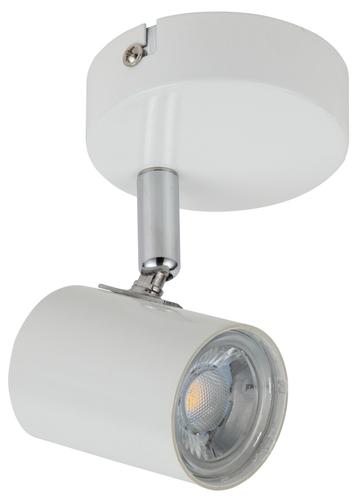 Nástěnná lampa Halley 1X4W LED bílá