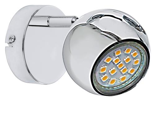 Balt Lamp Nástěnná lampa 1 X Max 50W Gu10 Chrome bez žárovek