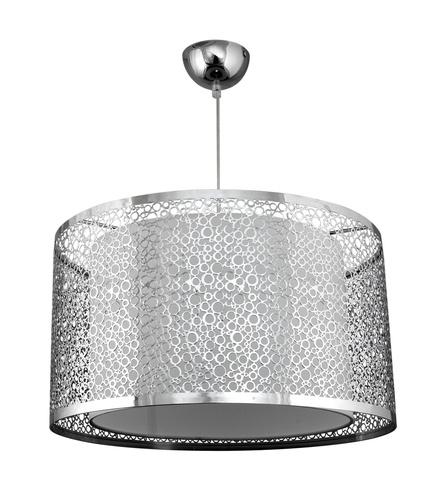 Závěsná lampa Madras 40 1x60W E27 chrom