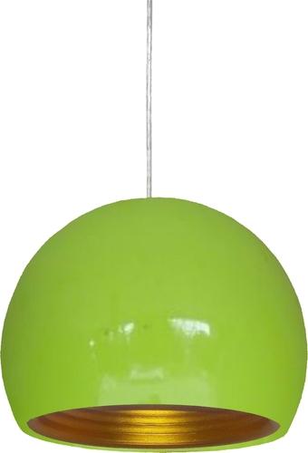 Závěsná lampa Pictor 25 1X60W E27 zelená