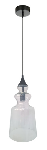 Závěsná lampa Oxelo 20/36 1X60W E27 čirá