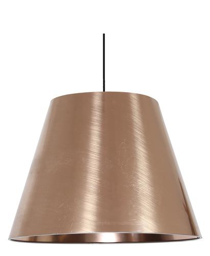 Platino 1 závěsná lampa 35 cm 1X60W E27 měď