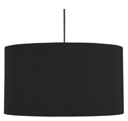 Závěsná lampa Onda 40 1X60W E27 černá