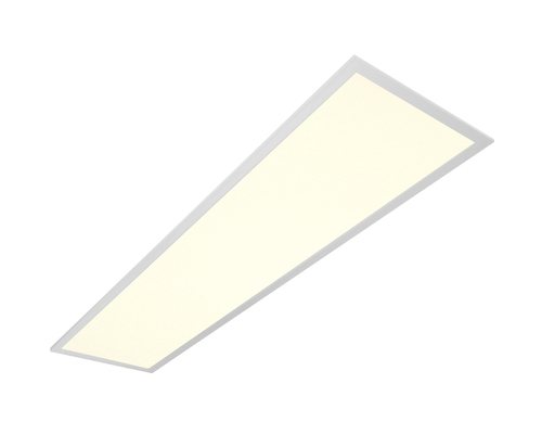 LED panel bílý obdélník 40W 230V IP20 4000K - Natural Light Color