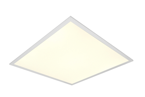 LED panel bílý čtverec 80W 230V IP20 4000K