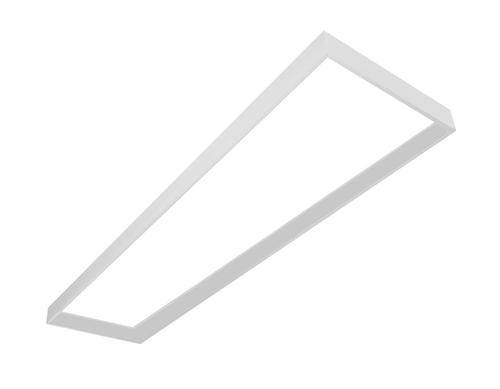 Rám pro montáž na povrch pro LED panely 125/30