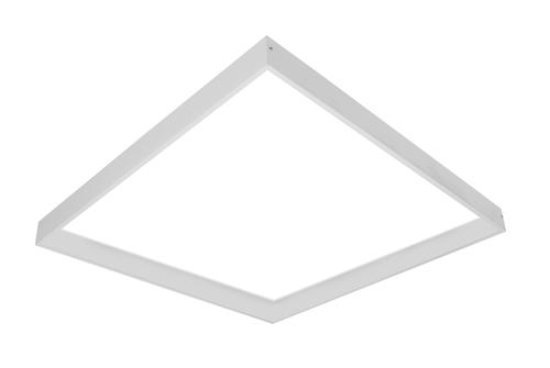 Povrch montážního rámu pro panely LED 60/60